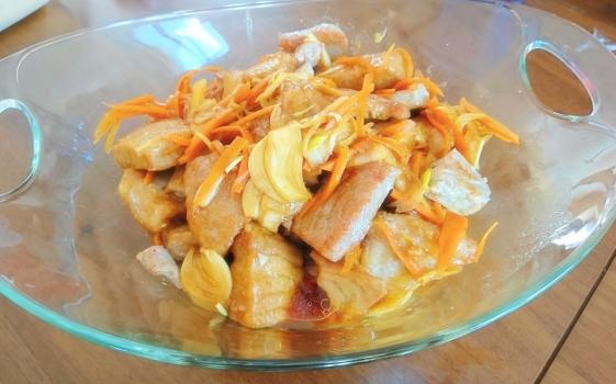 海外で作れる外国人ウケのいい和食レシピ 〜カツオの唐揚げサッパリ甘酢漬け