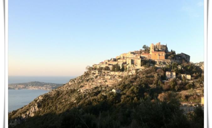 南フランスの鷹の巣村「エズ村」のラ・シェブルドールホテルでプチセレブ体験!