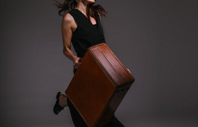 荷物多め30代女性のためのスーツケースの選び方【7泊8日海外旅行編】